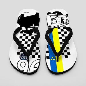 autonaut-saab-checkers-001 Flip Flops