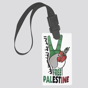free pal Large Luggage Tag
