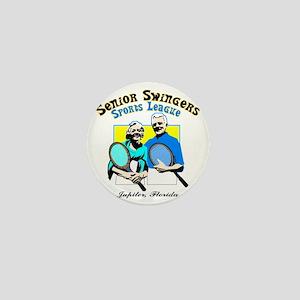 Senior Swingers Sports League.eps Mini Button