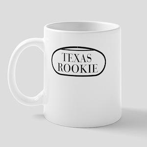 Texas Rookie Mug