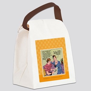 2x3_magnet Canvas Lunch Bag