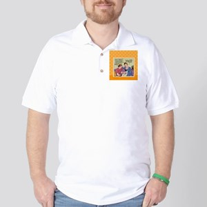 2x3_magnet Golf Shirt