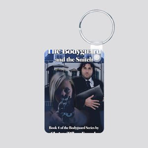 Bodyguard and the Snitch 8 Aluminum Photo Keychain