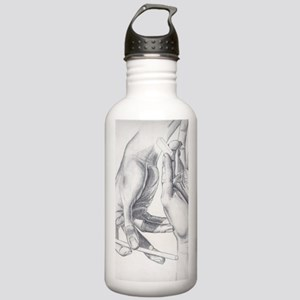 Artists Hands Stainless Water Bottle 1.0L