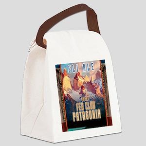 feb-club-patagonia Canvas Lunch Bag