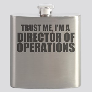 Trust Me, I'm A Director of Operations Flask