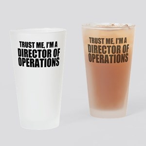 Trust Me, I'm A Director of Operations Drinkin