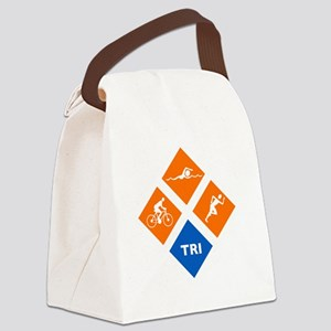 triw Canvas Lunch Bag
