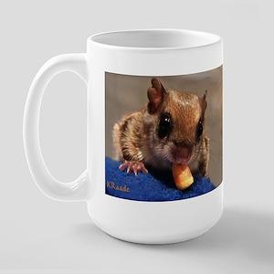 Carbs Flying Squirrel Large Mug