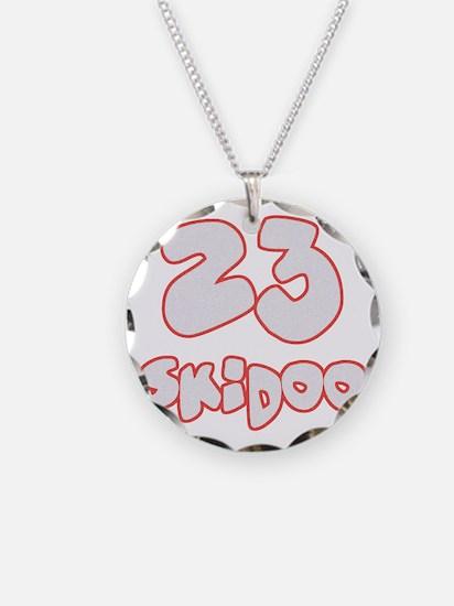 23 Skidoo Necklace
