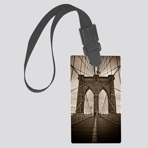 From Brooklyn With Love Large Luggage Tag