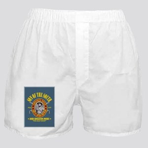Mosby (SOTS)3 (bluegray) rect Boxer Shorts