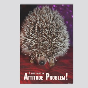 No Attitude Problem Postcards (Package of 8)