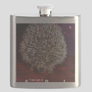 No Attitude Problem Flask