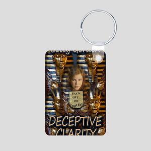 Deceptive Clarity 8x10 Aluminum Photo Keychain