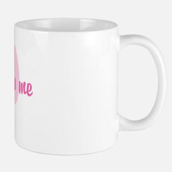 """rogelio loves me"" Mug"