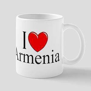 """""""I Love Armenia"""" Mug"""