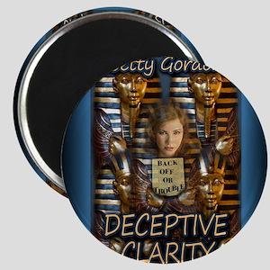 Deceptive Clarity Notecard Magnet