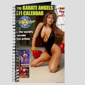 The_2011_Karate_Angels_Calendars Journal
