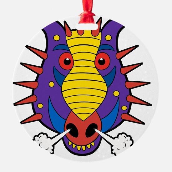 Maxs Dragon Shirt Ornament