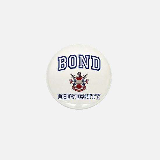 BOND University Mini Button