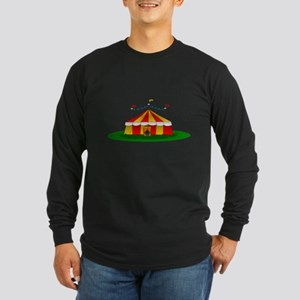 Circus Tent Long Sleeve T-Shirt