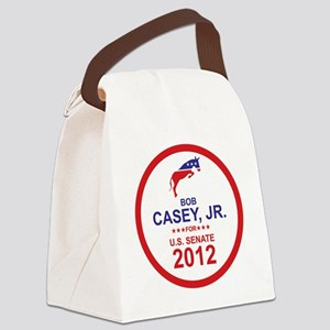 2012_bob_casey_main Canvas Lunch Bag