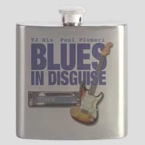 Blues In Disguise for Lite Items LG Flask