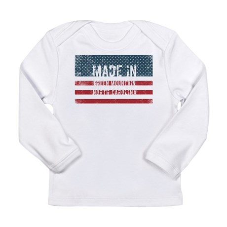 Made in Green Mountain, North Long Sleeve T-Shirt