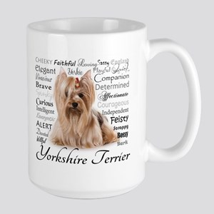 Yorkie Traits Mugs