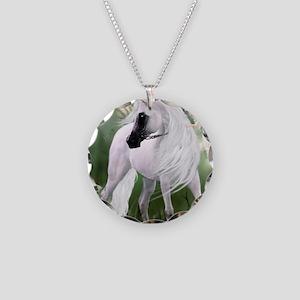 foxfairy Necklace Circle Charm