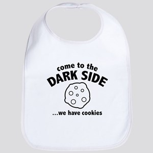 Come To The Dark Side Bib