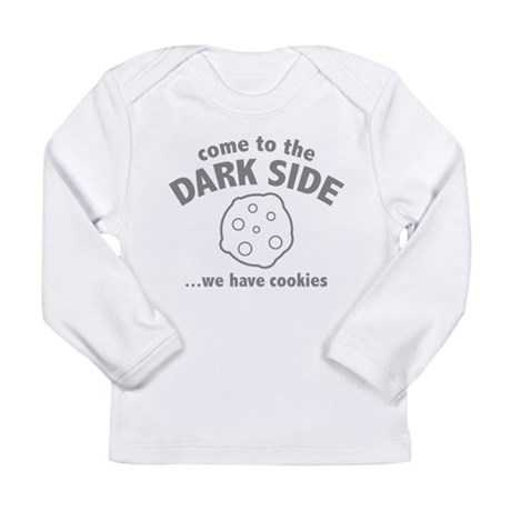 Come To The Dark Side Long Sleeve Infant T-Shirt