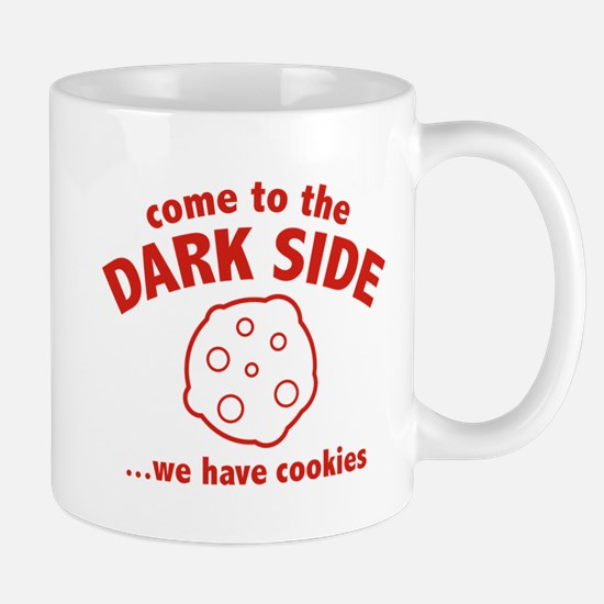 Come To The Dark Side Mug