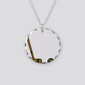 Croquet Game Necklace