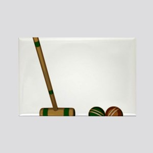 Croquet Game Magnets