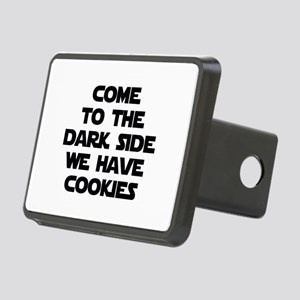 Come To The Dark Side Rectangular Hitch Cover