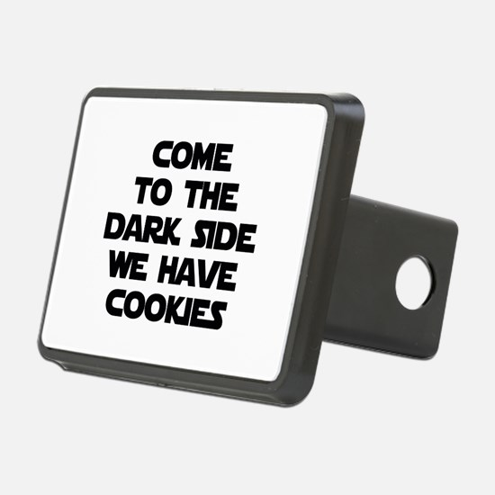 Come To The Dark Side Hitch Cover