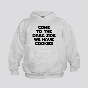 Come To The Dark Side Kids Hoodie
