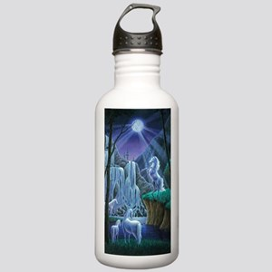 Unicorns in the Moonli Stainless Water Bottle 1.0L