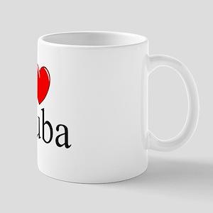 """""""I Love Aruba"""" Mug"""