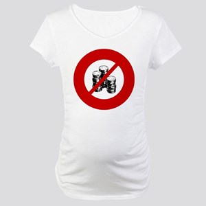 no-coins Maternity T-Shirt