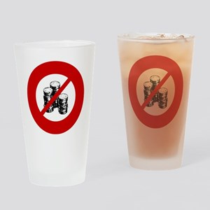 no-coins Drinking Glass