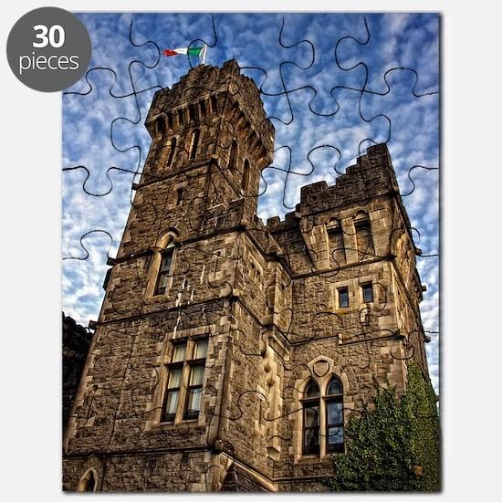Ashford Castle Puzzle