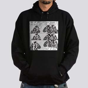Shut Up Josh Hoodie (dark)