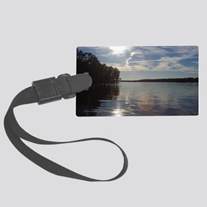 lakeNC1 Large Luggage Tag