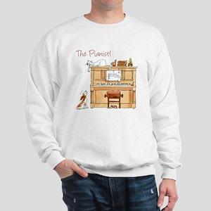 The  Pianist Sweatshirt