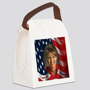 Palin_2012_Coaster Gift Set Canvas Lunch Bag