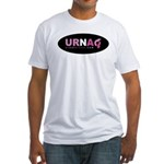 URNA Logo Fitted T-shirt (Made in the USA)