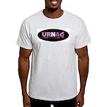 URNA Logo Ash Grey T-Shirt